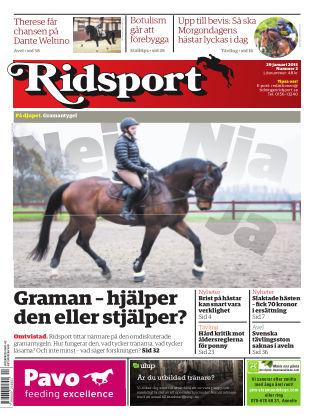 Ridsport 2015-01-29