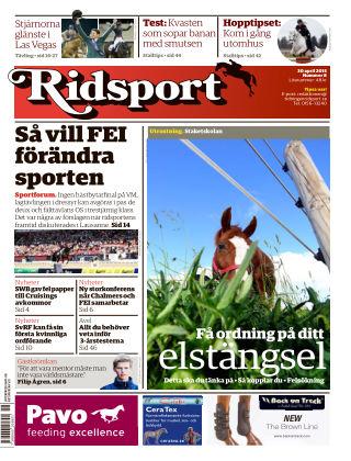 Ridsport 2015-04-30