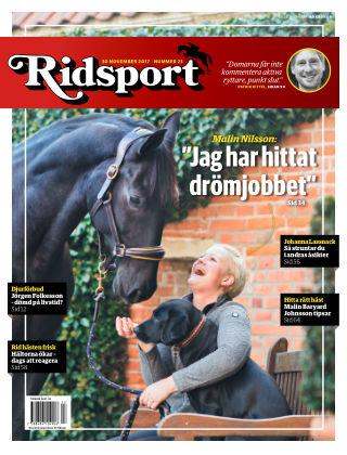 Ridsport 2017-11-30