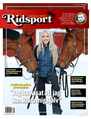 Ridsport 2018-01-11