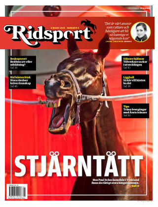 Ridsport 2018-03-08