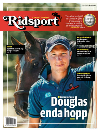 Ridsport 2018-06-08