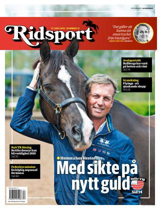 Ridsport 2018-06-21