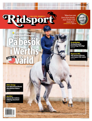 Ridsport 2018-07-05