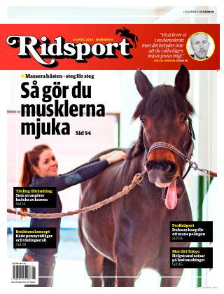 Ridsport 2019-04-04