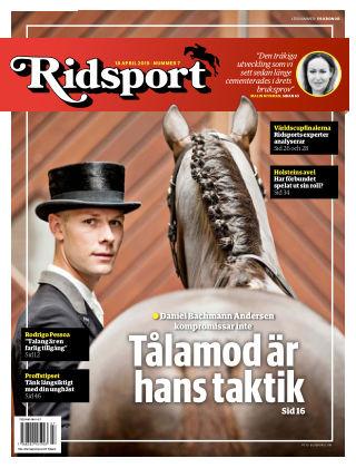 Ridsport 2019-04-18