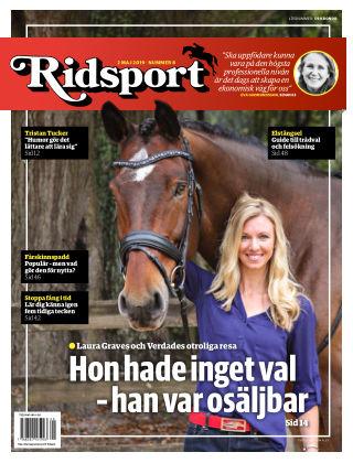 Ridsport 2019-05-02