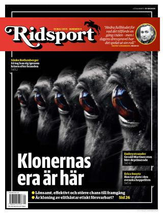 Ridsport 2019-05-16