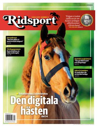 Ridsport 2019-05-30