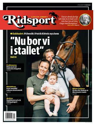 Ridsport 2019-06-13