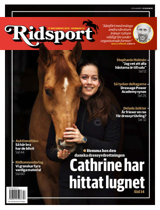 Ridsport 2019-11-21