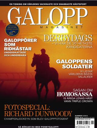 Galoppmagasinet (Inga nya utgåvor) 2013-06-04