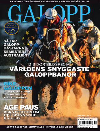 Galoppmagasinet (Inga nya utgåvor) 2013-03-05