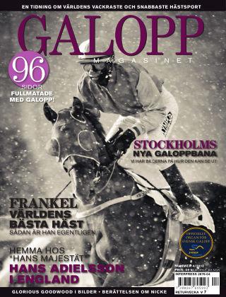 Galoppmagasinet (Inga nya utgåvor) 2012-12-11