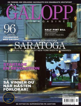 Galoppmagasinet (Inga nya utgåvor) 2012-09-13
