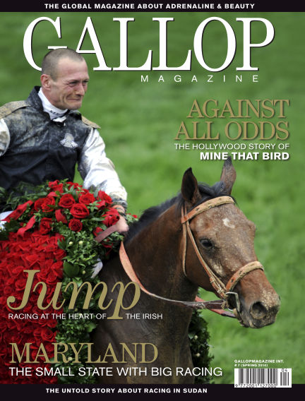 Gallop Magazine (Inga nya utgåvor) May 07, 2014 00:00
