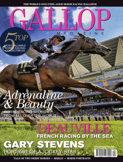 Gallop Magazine (Inga nya utgåvor) July 25, 2014 00:00