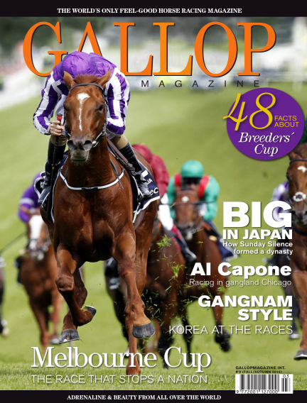 Gallop Magazine (Inga nya utgåvor) October 02, 2014 00:00