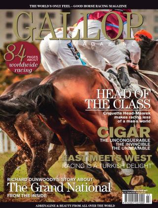 Gallop Magazine (Inga nya utgåvor) 2014-12-03