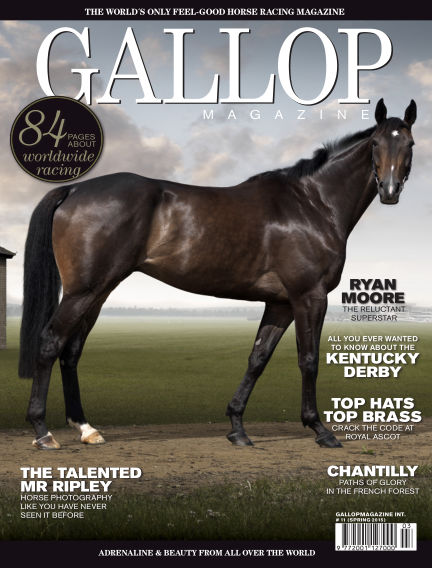 Gallop Magazine (Inga nya utgåvor) March 13, 2015 00:00