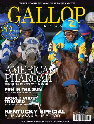 Gallop Magazine (Inga nya utgåvor) 2015-07-05