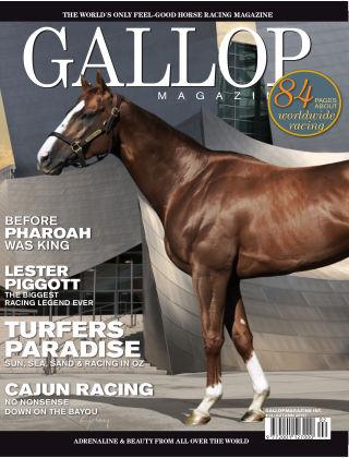 Gallop Magazine (Inga nya utgåvor) 2015-09-14