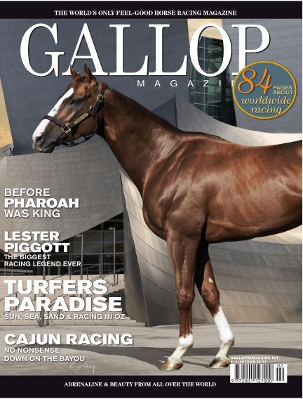 Gallop Magazine (Inga nya utgåvor) September 14, 2015 00:00
