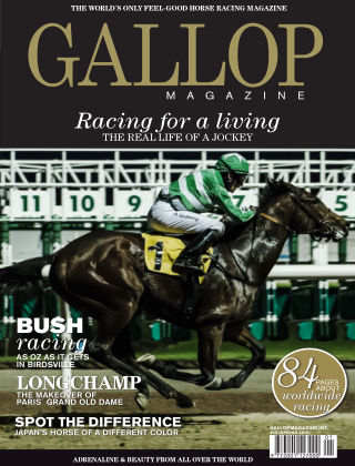 Gallop Magazine (Inga nya utgåvor) 2016-03-13