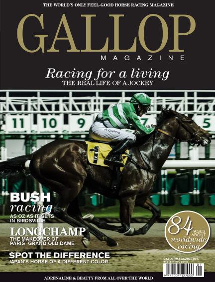 Gallop Magazine (Inga nya utgåvor) March 13, 2016 00:00