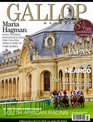Gallop Magazine (Inga nya utgåvor) 2016-09-30
