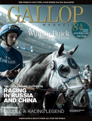 Gallop Magazine 2016-12-12