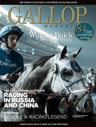 Gallop Magazine (Inga nya utgåvor) 2016-12-12