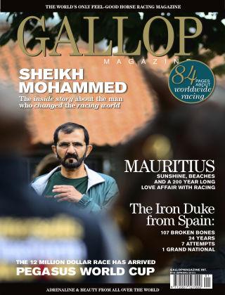 Gallop Magazine (Inga nya utgåvor) 2017-03-12