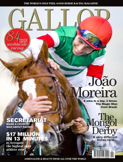 Gallop Magazine (Inga nya utgåvor) June 14, 2017 00:00