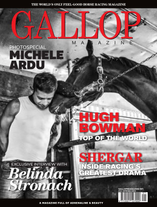 Gallop Magazine (Inga nya utgåvor) 2018-03-14