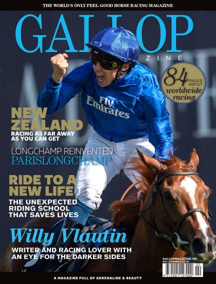 Gallop Magazine (Inga nya utgåvor) June 28, 2018 00:00
