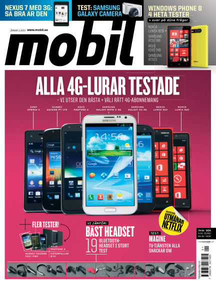 Mobil Sverige January 03, 2013 00:00