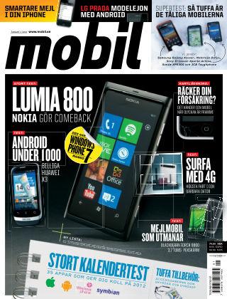 Mobil Sverige 2012-01-04