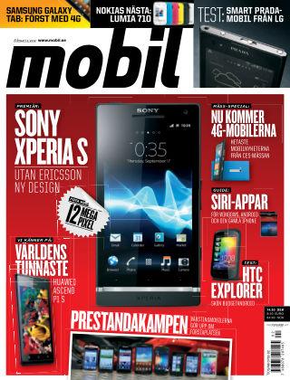 Mobil Sverige 2012-02-07