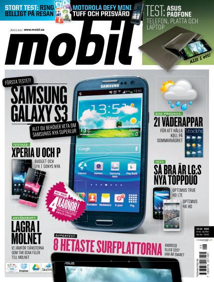 Mobil Sverige June 07, 2012 00:00