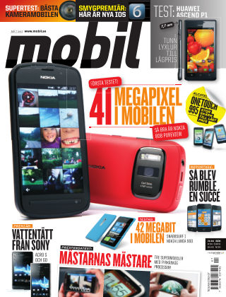 Mobil Sverige 2012-07-10