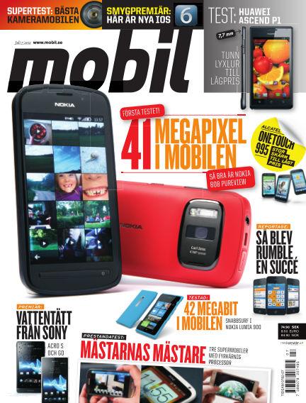 Mobil Sverige July 10, 2012 00:00