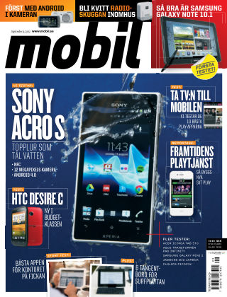 Mobil Sverige 2012-09-06