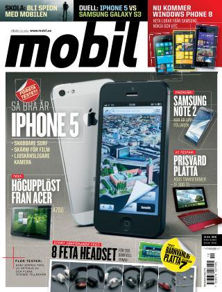 Mobil Sverige 2012-10-09