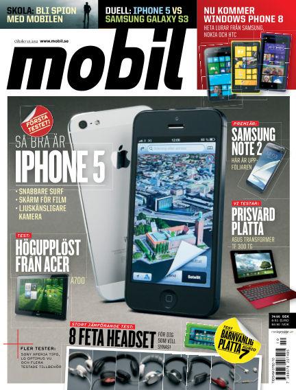 Mobil Sverige October 09, 2012 00:00