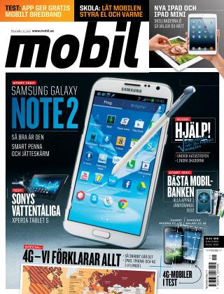 Mobil Sverige 2012-11-08