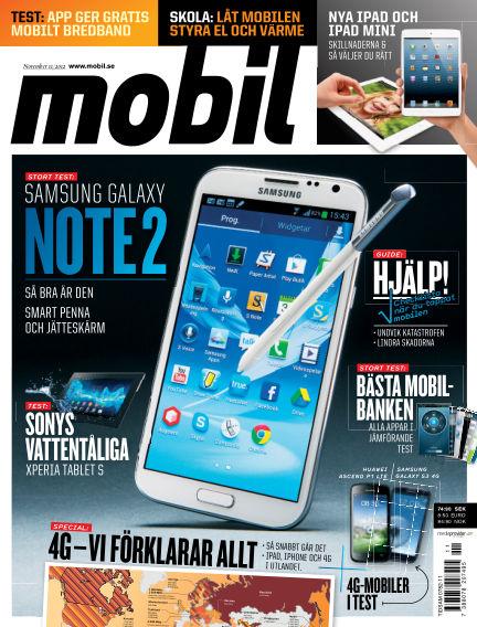 Mobil Sverige November 08, 2012 00:00