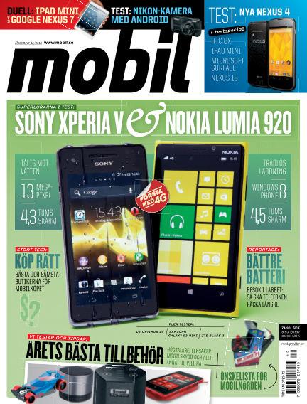 Mobil Sverige December 07, 2012 00:00