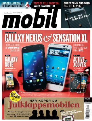 Mobil Sverige 2011-12-06
