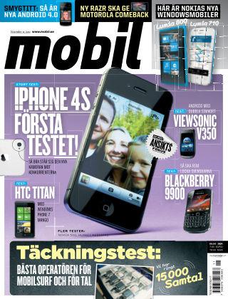 Mobil Sverige 2011-11-01